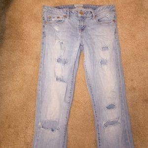 Aeropostale Holy Jeans